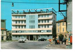 CARTOLINA VOGHERA  (PAVIA)  RONDO' CARDUCCI - Pavia