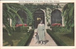 BEVERY HILLS - Beautiful Residence Of GLORIA SWANSON - Etats-Unis