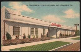 LOS ANGELES - La Cienega Motel - Los Angeles