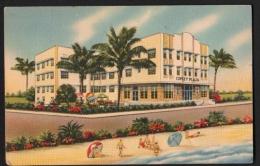 MIAMI BEACH  -  New Hotel COPLEY PLAZA - Miami Beach