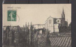 33 - Gensac - L'eglise - Francia