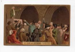 Chromo - Le Club Des Jacobins - Chicorée Extra A La Boulangère - Thé & Café