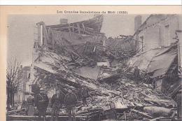 23605 Montauban - Quartier Gare - Les Grandes Inondations Du Midi - 1930 - Ed 12 Bouzin Toulouse - Catastrophe - Montauban