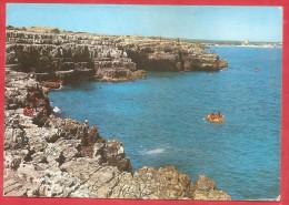 CARTOLINA NV ITALIA - POLIGNANO A MARE (BA) - Porto Paradiso E Grotta Delle Rondinelle - 10 X 15 - Bari