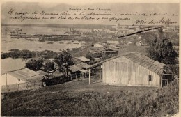 PORT D'ASUNCIÓN (PARAGUAY).- - Paraguay