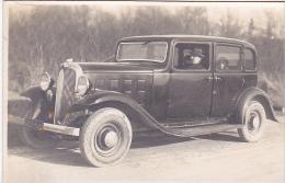 23608 Carte Photo - Voiture Ancienne Vieille Automobile -Rosalie 10 Ch - Numéro : 6723KJ2 - Voitures De Tourisme