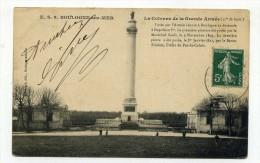 CP , 62 , BOULOGNE-sur-MER , La Colonne De La Grande Armée - Boulogne Sur Mer