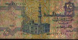(Egypte) - 25 Piastres - Egypte