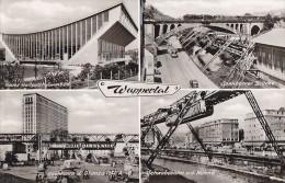 Transports - Métro - Architecture - Métro Aérien Wuppertal - Métro