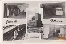 Transports - Métro - Groeten Uit Rotterdam - Maastunnel - Métro