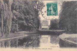 23613 LIVRY MAIRIE VUE DU PARC  -coll Moquet Portelance Raincy