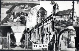 88 - THAON - CPSM MULTI-VUES - Thaon Les Vosges