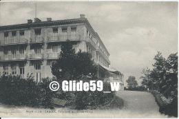 CASSEL - Terrasse Du Grand Hôtel - N° 14 - Cassel