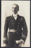 THEMES - CARTE PHOTO -  SOUVERAINS  - ALPHONSE XIII ROI D´ESPAGNE 1886-1931 - - Case Reali