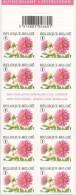 Carnet B80 - Dahlia - ** - Booklets 1953-....