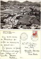 Poët-Laval - Vue Générale Aérienne Et La Route De Dieulefit (cachet Perlé) - France