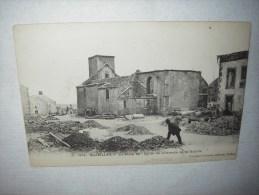 Bazeilles - La Place De L'Eglise Au Lendemain De La Bataille - France