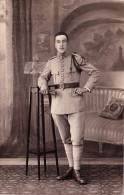 MILITARIA Carte Photo Militaire Portrait Soldat Du 170 ème Régiment  Photographe Fromm Rue Des Orphelins Strasbourg - Personajes