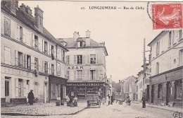 23625 LONGJUMEAU Rue De Chilly -42 ELD - Bazar - Pharmacie Desa??-cremerie Epicerie Commerce - Longjumeau