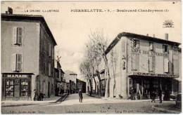 Pierrelatte - Boulevard Chandeysson (1) - France