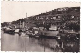 18.  FECAMP.  -  Bassin  Freycinet  Et  Côte  De  La  Vierge. - Fécamp