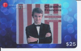 Claude François - 746729 Hongkong Télécom - Musique