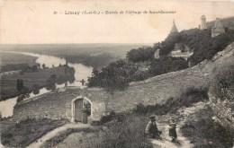 4 CPA : LIMAY VUE SUR L'EGLISE LE PONT ENTREE DE L'ABBAYE DE SAINT-SAUVEUR CHATEAU DES CELESTINS 78 YVELINES - Limay