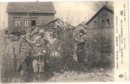 62 - HERSIN - Après Déjeuner Sous La Tonnelle  - MILITARIA Neuve Excellent état - Guerre 1914-18