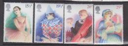 GRANDE BRETAGNE   1982    EUROPA    N°    1043 / 1046     COTE   6 € 00     ( M 251) - Neufs