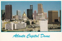 Georgia Atlanta Atlantic Capital Dame Georgia Atlanta