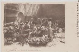 Madrid.Fiesta Reales De 1902. Batalla De Flores.Arreglo De Los Coches En Jaï-Alai. - Madrid