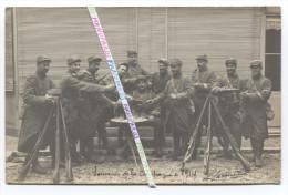 14-18  CARTE PHOTO : 291e RI  ( CHARLEVILLE MEZIERES ) / OCTOBRE 1914  / 291e REGIMENT D´ INFANTERIE. - Guerre, Militaire