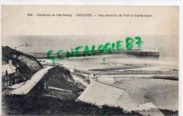 50 -  ENVIRONS DE CHERBOURG - DIELETTE - VUE GENERALE DU PORT A MAREE BASSE - Autres Communes