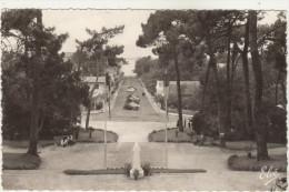 33-ARCACHON-MOULLEAU-La Promenade 1959 Animé - Arcachon