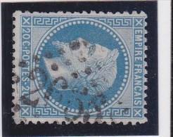 GC  2656    NICE  ( 87 )  ALPES MARITIMES   SUR YT N° 29B - REF 1137 - Marcophilie (Timbres Détachés)