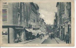 CLERMONT-L'HERAULT - RUE NATIONALE ( Animées - COIFFEUR - TABACS ) - Clermont L'Hérault