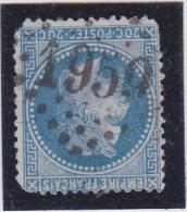 GC  1959    LAON   ( 02  )  AISNE    SUR YT N° 29B - REF 1137  - 2ème Choix - Marcophilie (Timbres Détachés)