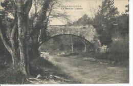 VILLENEUVETTE - LE PONT DE L'AMOUR - Unclassified