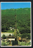 CHATTANOOGA LOOKOUT MOUNTAIN FUNICULAR FUNICULAIRE TRAM TENNESSEE USA  (2 SCANS) - Funiculares