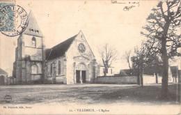 VILLEMEUX - L'EGLISE - Villemeux-sur-Eure