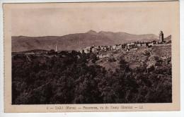 Maroc - Taza - Panorama Vu Du Camp Girardot - Autres