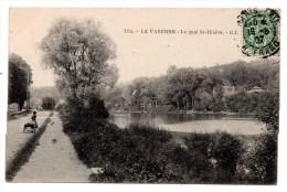 CP, 94, LA VARENNE, Le Quai St Hilaire, écrite, Voyagé En 1907 - Autres Communes
