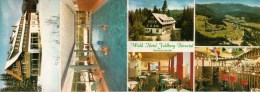 Feldberg-Bärental : Wald-Hotel Feldberg-Bärental - Schwarzwald - Dépliant Publicitaire Multivues - CPM Neuve - Autres