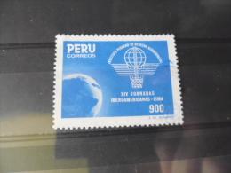 PEROU TIMBRE OU SERIE COMPLETE     YVERT N° 802 - Peru