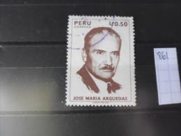PEROU TIMBRE OU SERIE COMPLETE     YVERT N° 861 - Peru