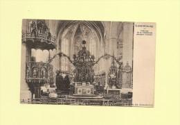 Luxembourg - Interieur De La Cathedrale Pendant L'Octave - Non Classificati