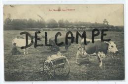 CPA -Les Pâturages Dans L´Avesnois - Unclassified