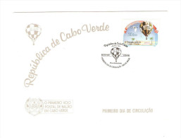 Old Letter - Cape Verde - Cape Verde