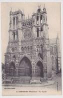 AMIENS - N° 2 - LA CATHEDRALE - LA FACADE - Amiens