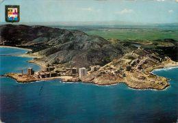 Cullera, Valencia, Spain Postcard - Valencia